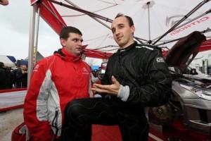 Kubica Citroen Racing