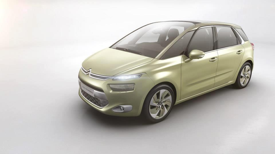 Citroen Technospace 4